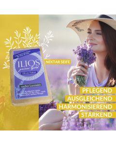ILIOS Nektar Seife Lavendel